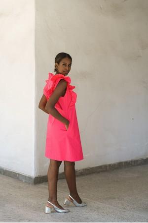 Φόρεμα 20S968ΦΟΥΞ