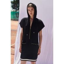 Φόρεμα C0955ΜΑΥΡΟ