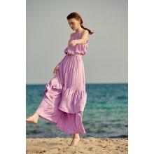 Φόρεμα D30386ΛΙΛΑ